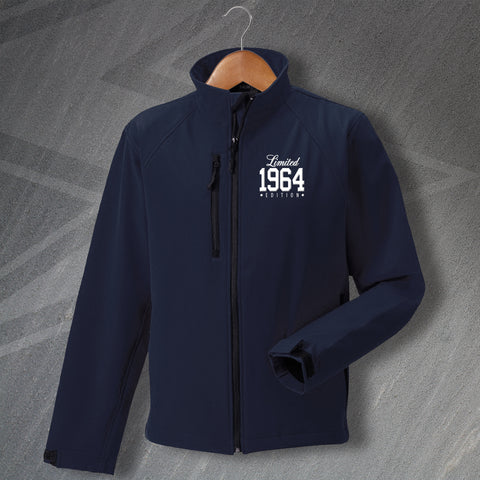 1964 Jacket Embroidered Softshell Limited 1964 Edition