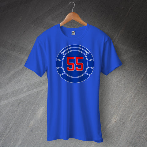 Rangers Football T-Shirt 55