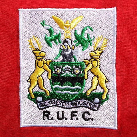 Retro Rotherham Badge