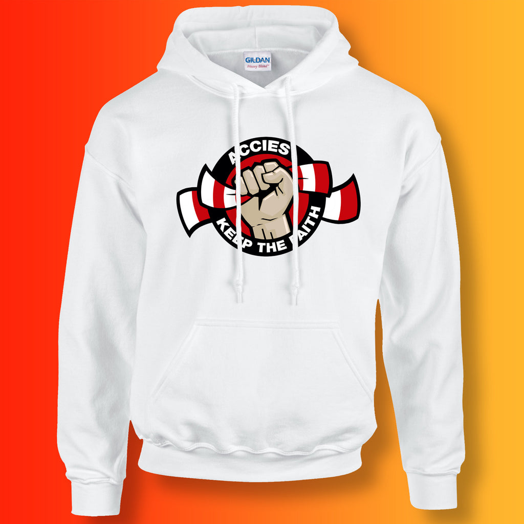 Accies Keep The Faith Hoodie