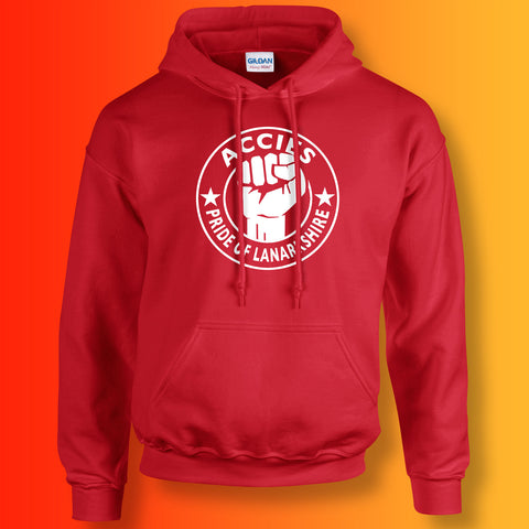 Accies Pride of Lanarkshire Hoodie
