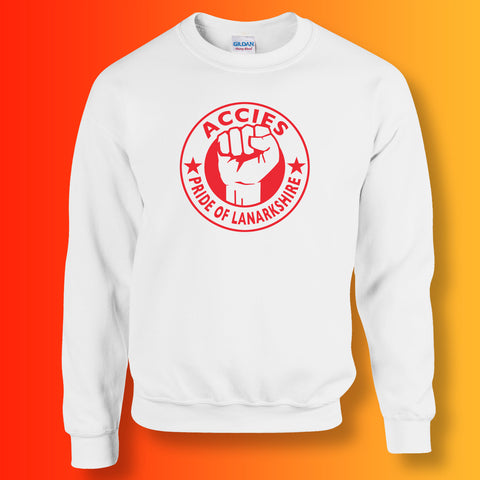 Accies Pride of Lanarkshire Sweatshirt