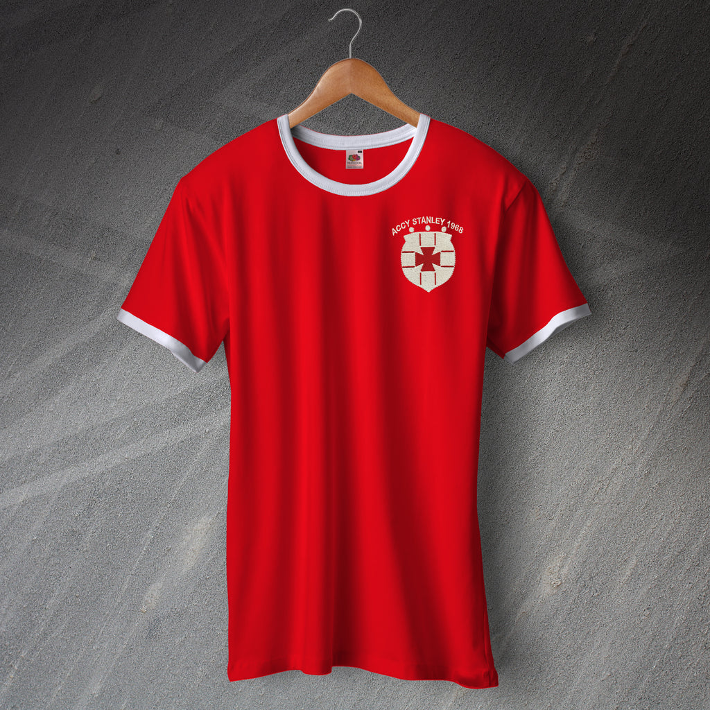 Retro Accrington Shirt