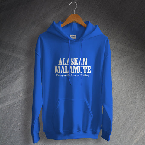 Alaskan Malamute Hoodie Everyone's Favourite Dog
