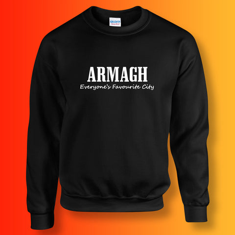 Armagh Everyone's Favourite City Sweatshirt