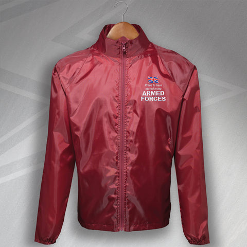 Armed Forces Lightweight Jacket