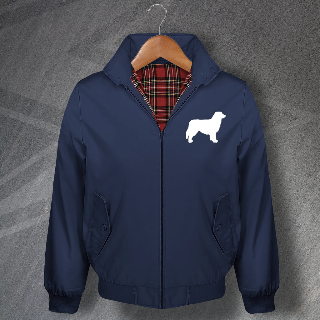 Australian Shepherd Harrington Jacket