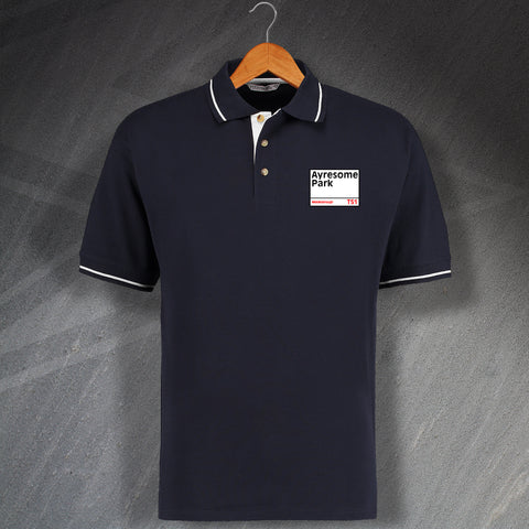 Ayresome Park Polo Shirt