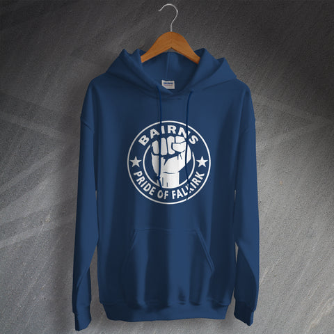 Falkirk Football Hoodie Bairns Pride of Falkirk