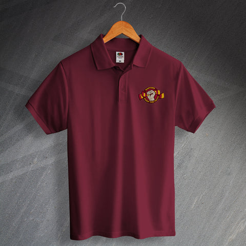 Bantams Keep The Faith Embroidered Polo Shirt