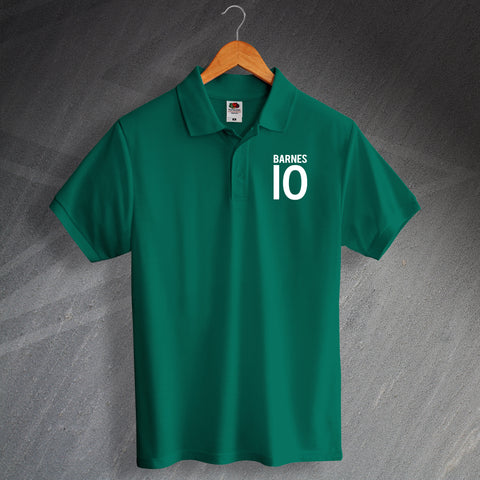 John Barnes Polo Shirt