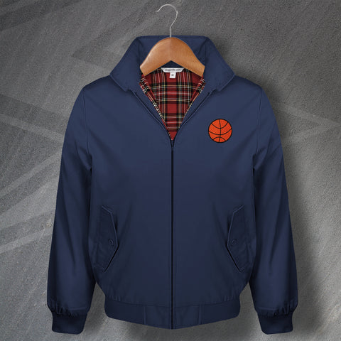 Basketball Harrington Jacket