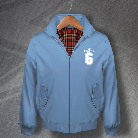 Kevin Beattie Harrington Jacket