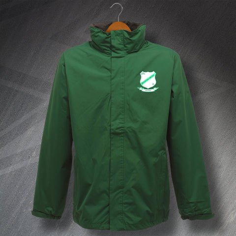 Beckton United Football Jacket Embroidered Waterproof