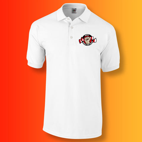 Bees Keep The Faith Polo Shirt