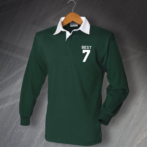 Northern Ireland Football Shirt Embroidered Long Sleeve Best 7