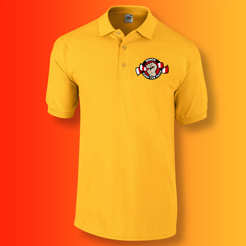 Binos Keep The Faith Polo Shirt