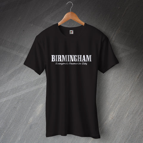 Birmingham T-Shirt Everyone's Favourite City
