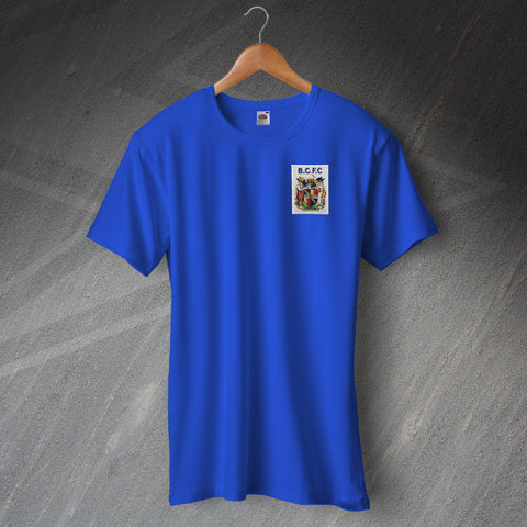Birmingham Football T-Shirt Embroidered 1899