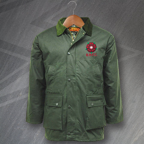 Retro Blackburn Wax Jacket