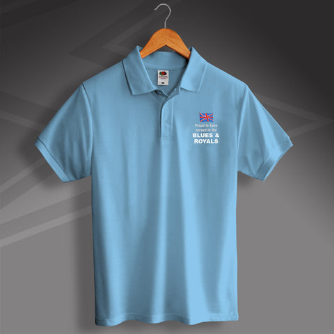 Blues & Royals Polo Shirt