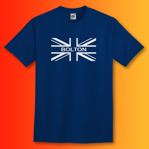 Bolton Union Jack Flag Shirt