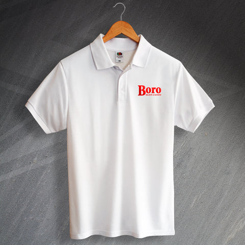 Stevenage Borough Polo Shirt