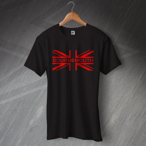 Bournemouth T-Shirt Union Jack