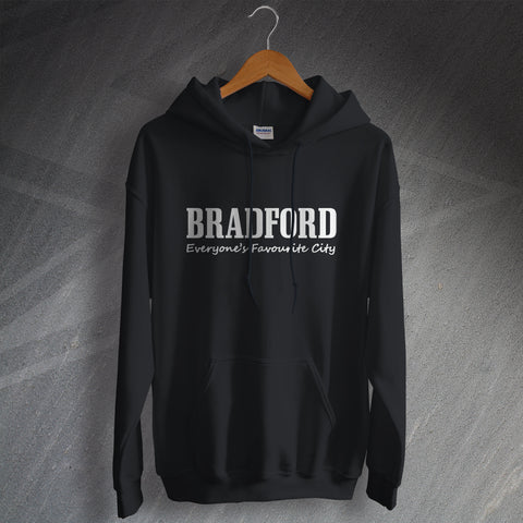 Bradford Hoodie Everyone's Favourite City