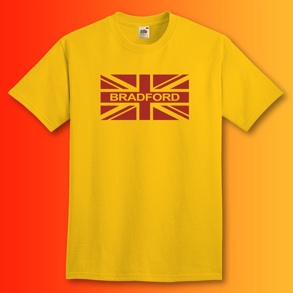 Bradford Union Jack Flag Shirt