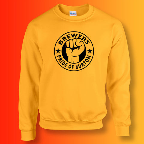 Brewers Pride of Burton Sweatshirt