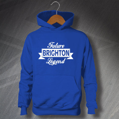 Brighton Football Hoodie Children's Future Brighton Legend