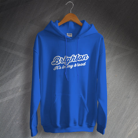 Brighton Football Hooded Top
