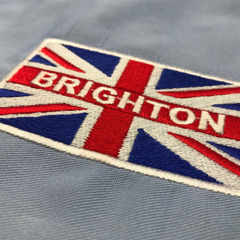 Brighton Flag Harrington Jacket