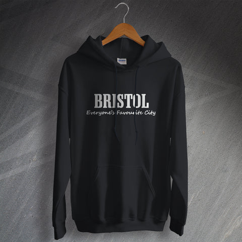 Bristol Hoodie Everyone's Favourite City