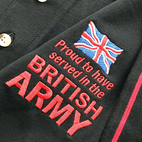 British Army Embroidered Badge