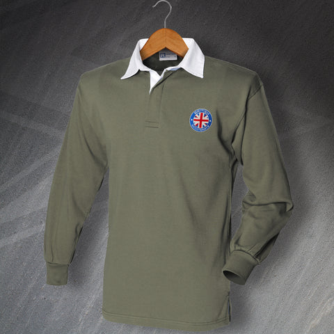 British Scooterists Rugby Shirt