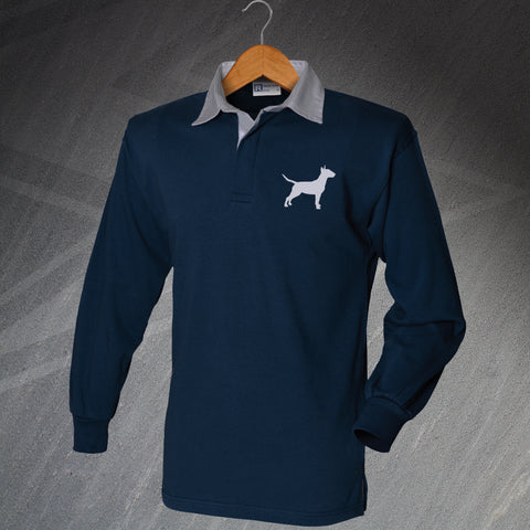 Bull Terrier Rugby Shirt