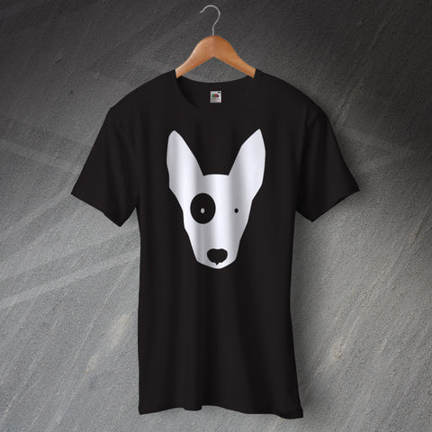 Bull Terrier T-Shirt Eye Patch