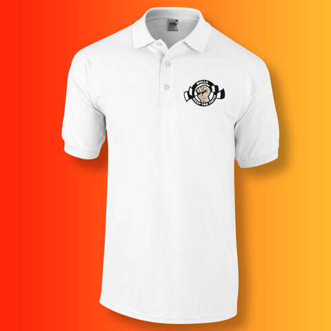 Bulls Keep The Faith Polo Shirt