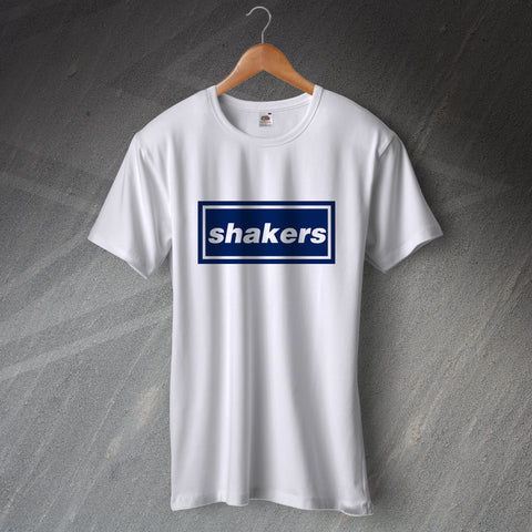Bury Football T-Shirt Shakers