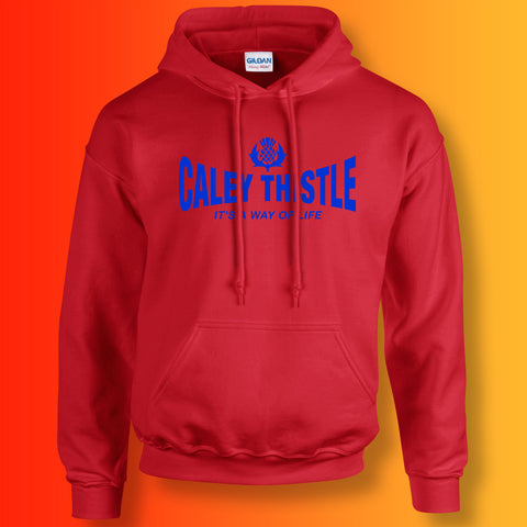 Caley Thistle It's a Way of Life Hoodie