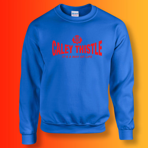 Caley Thistle It's a Way of Life Sweatshirt