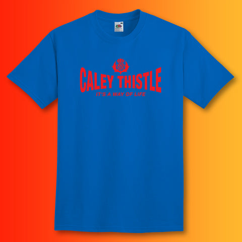 Caley Thistle It's a Way of Life Shirt