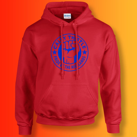 Caley Thistle Pride of The Highlands Hoodie