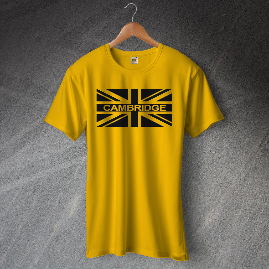 Cambridge Football T-Shirt
