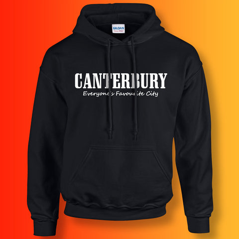 Canterbury Everyone's Favourite City Hoodie