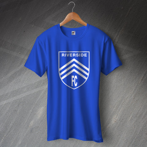Cardiff Football T-Shirt Riverside