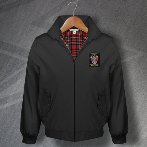 Castleford Rugby Harrington Jacket Embroidered 1969