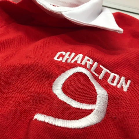 Bobby Charlton Football Shirt